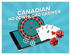 canadian no download casinos