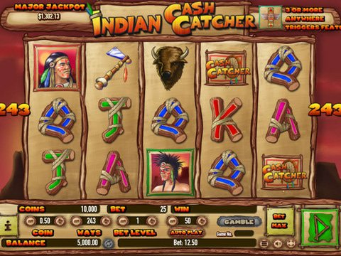 Indian Cash Catcher Game Preview