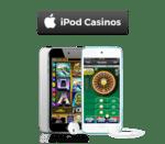 iPod mobile casinos