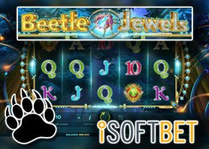 new beetle jewels slot isoftbet casinos