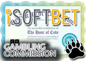 iSoftBet Awarded Level 3 Certification From UK Gambling Commission