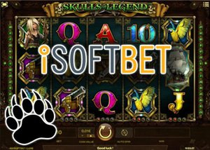 iSoftbet releases new Skulls of Legend slot