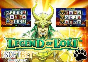 iSioftBet New Legend of Loki Slot