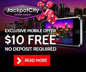 Jackpot City Mobile Casino Bonus