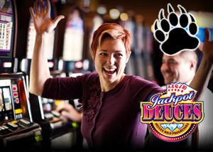 jackpot deuces video poker winner
