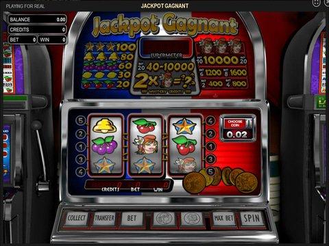 Jackpot Gagnant Game Preview