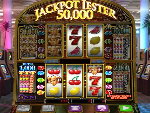 Jackpot Jester 50000 Game Preview