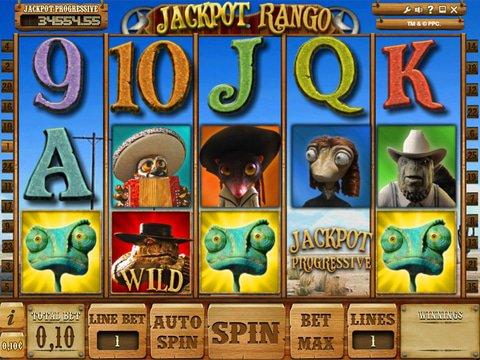 Jackpot Rango Game Preview