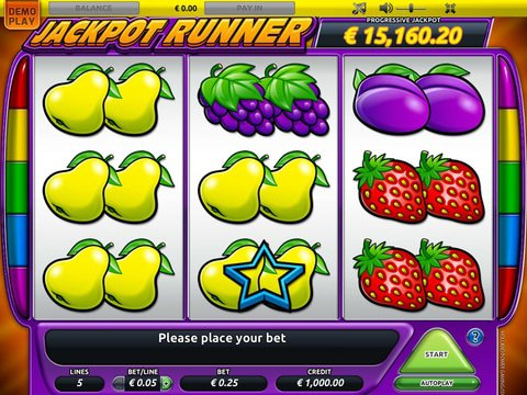 Jackpot Runner Game Preview