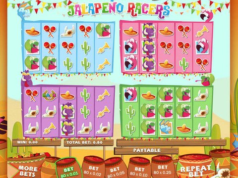 Jalapeno Racers Game Preview