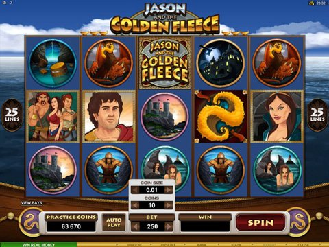 Jason and the Golden Fleece Game Preview