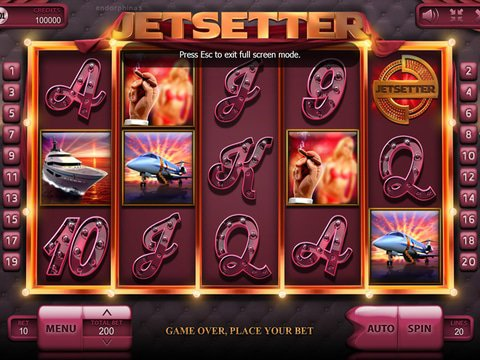 Spiele Jetsetter - Video Slots Online