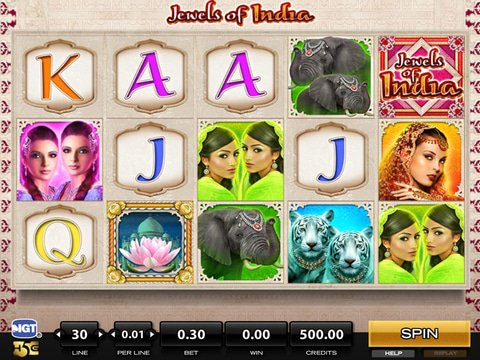 Jewels of India Game Preview