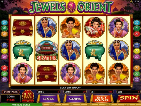 Jewels of the Orient Game Preview
