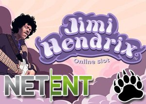 The New Jimi Hendrix Online Slot - Launch Date April 21, 2016!