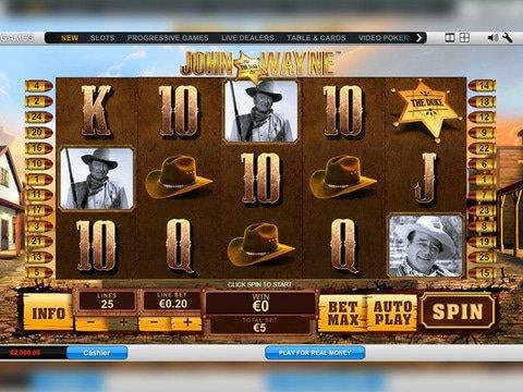 John Wayne Game Preview