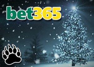 Bet365 Christmas Bonus Winter Wishlist