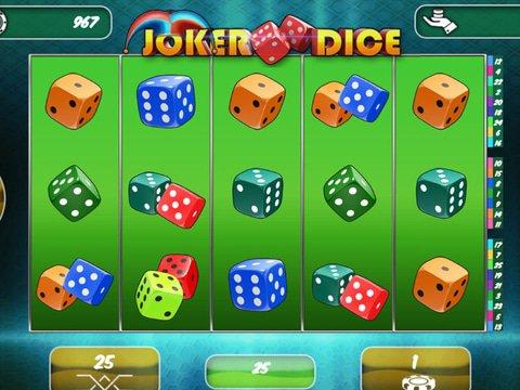 Joker Dice Game Preview