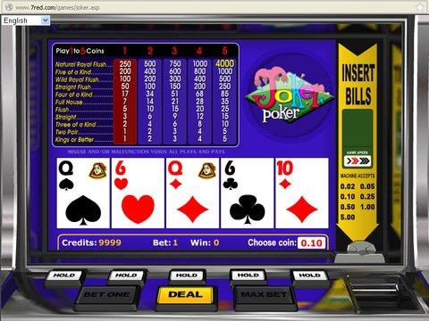 Joker Poker Game Preview