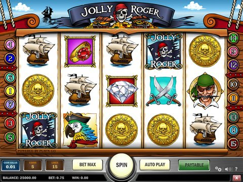 Jolly Roger Game Preview