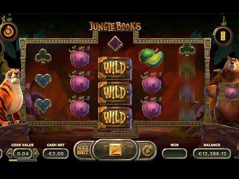 Jungle Books Game Preview