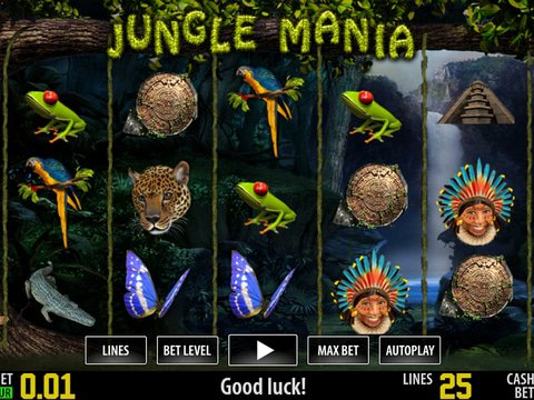 Jungle Mania HD Game Preview