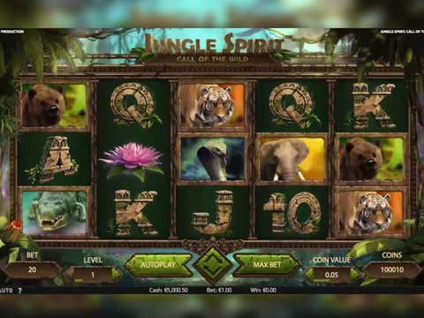 Jungle Spirit: Call of the Wild Game Preview