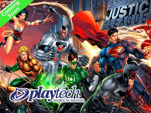 Justice League Game Preview