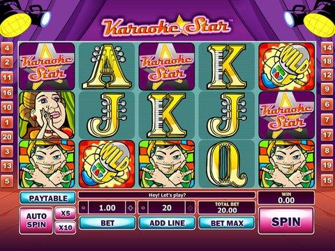 Karaoke Star Slots Game Preview