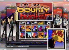 Kat Lee Bounty Hunter