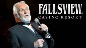 Kenny Rogers Christmas At Fallsview