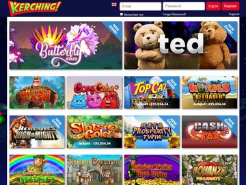 Kerching Casino Software Preview