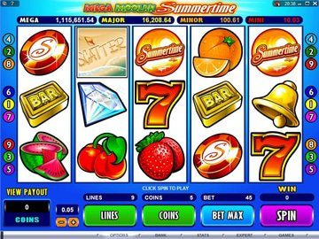 King Neptunes Casino Software Preview