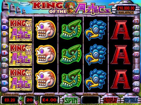 King of the Aztecs Game Preview