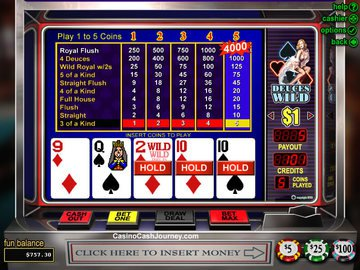 King Solomons Casino Software Preview