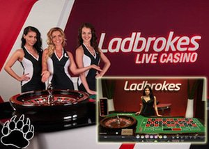 Ladbrokes Adds Sports Betting to Live Roulette