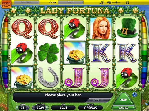 Spiele Lady Fortuna - Video Slots Online