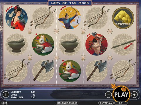 Lady of the Moon Game Preview