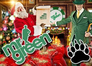 mr green win cash for an entire year christmas bonus