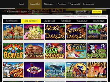 Le bon Casino Software Preview
