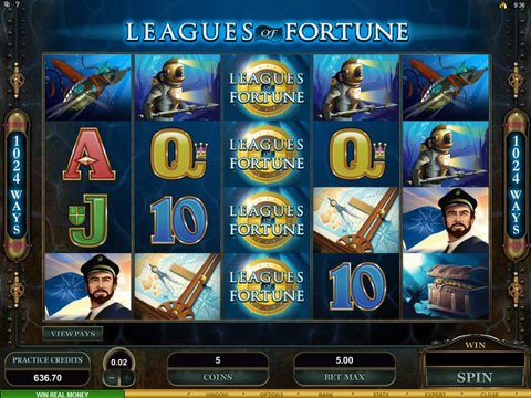 Leagues of Fortune Game Preview