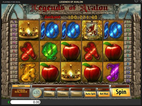 Legends Of Avalon Game Preview