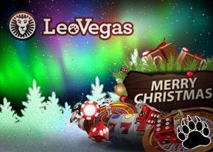 LeoVegas Casino Christmas Promotion