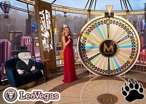 LeoVegas Casino New Live Monopoly Game