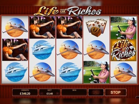 Life of Riches Game Preview