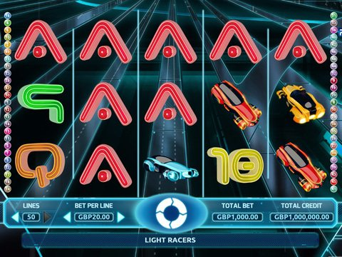 Light Racers Game Preview
