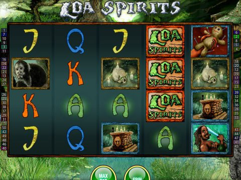Loa Spirits Game Preview