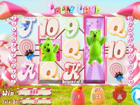 Lolly Land Game Preview