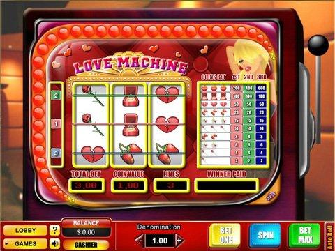 Love Machine Game Preview