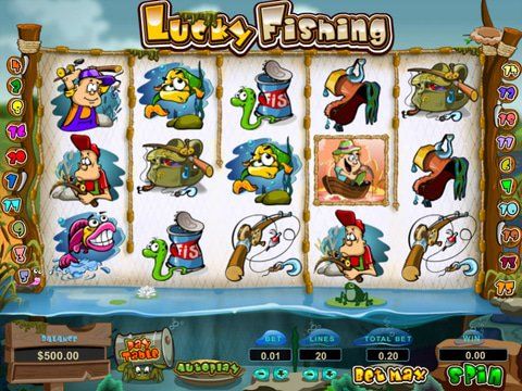 Lucky Fishing Game Preview